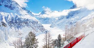 Refuge du Montenvers - Chamonix-Mont-Blanc - Extérieur