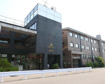 Apa Hotel Karuizawa Ekimae Karuizawaso - Karuizawa - Toà nhà