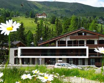 Apparthotel Silbersee - Turracherhöhe - Building