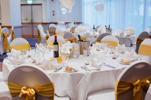 Copthorne Hotel Plymouth - Plymouth - Sảnh yến tiệc