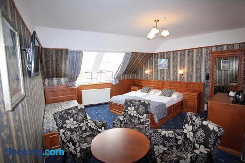 Old Prague Hotel - Praha (Prague) - Phòng ngủ