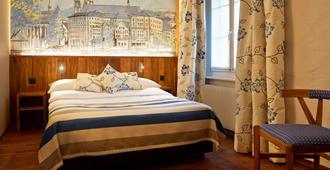 Hotel Adler Zürich - Zurich - Bedroom