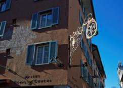 Hotel Adler - Ζυρίχη - Κτίριο