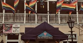New Orleans House - Gay Male-Only Guesthouse - Key West - Building