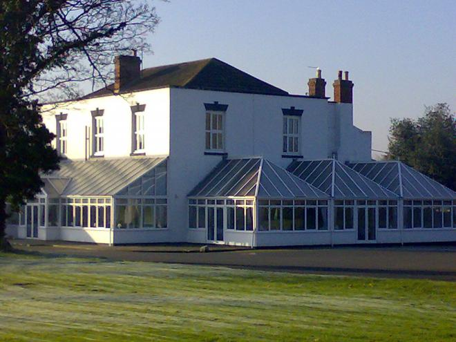 The Wroxeter Hotel - Shrewsbury - Building