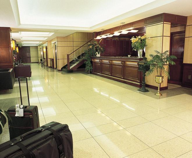 Hotel Roissy Lourdes - Lourdes - Lobby
