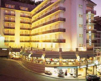 Hotel Roissy Lourdes - Лурд - Building