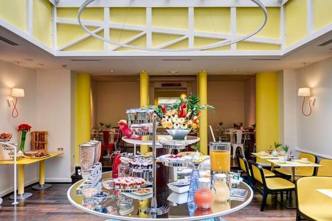 Hotel Astoria - Astotel - Pariisi - Buffet