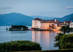 Villa E Palazzo Aminta Hotel Beauty And Spa - Stresa - Edificio
