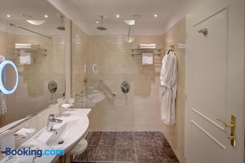 Danubius Health Spa Resort Nove Lazne - Mariánské Lázně - Bathroom