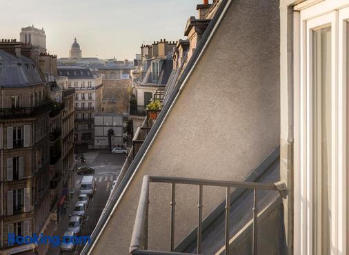 Hotel Andrea - Paris - Balcony
