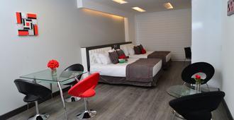 Citimed Hotel - Κίτο - Κρεβατοκάμαρα