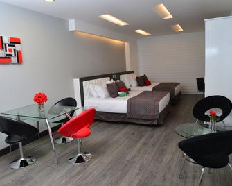 Citimed Hotel - Quito - Habitación