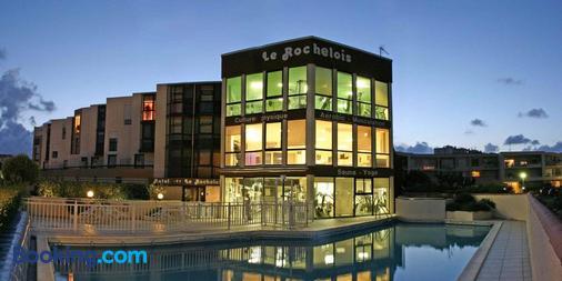 Hotel Le Rochelois - La Rochelle - Building