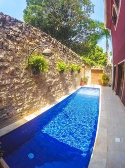 Hmc 卡塔赫納城堡飯店 - 卡塔赫納 - 游泳池