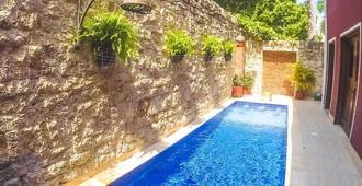 Hotel Castel Cartagena By Hmc - קרטחנה דה אינדיאס - בריכה