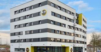B&B Hotel Duisburg - Duisburg - Byggnad