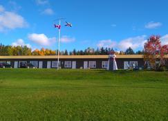 Oasis Motel & Campground - Antigonish - Building