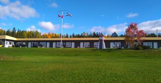 Oasis Motel & Campground - Antigonish - Gebäude