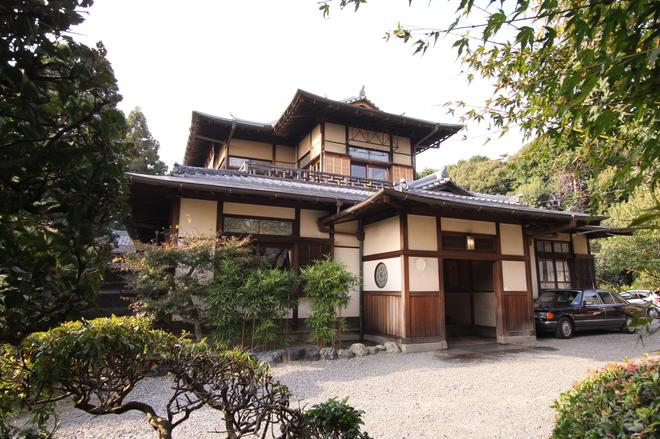 Ryokan Yoshida-sanso - Κιότο - Κτίριο