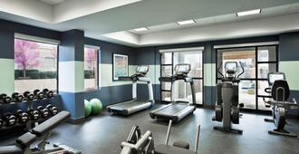 Fairfield Inn & Suites by Marriott Chattanooga East - Chattanooga - Gym