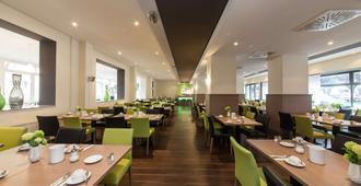 Novum Hotel Aldea Berlin Centrum - ברלין - מסעדה