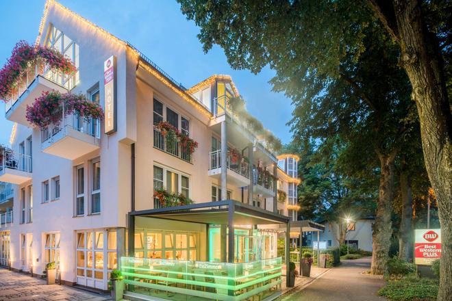 Best Western Plus Parkhotel Erding - Erding - Gebäude