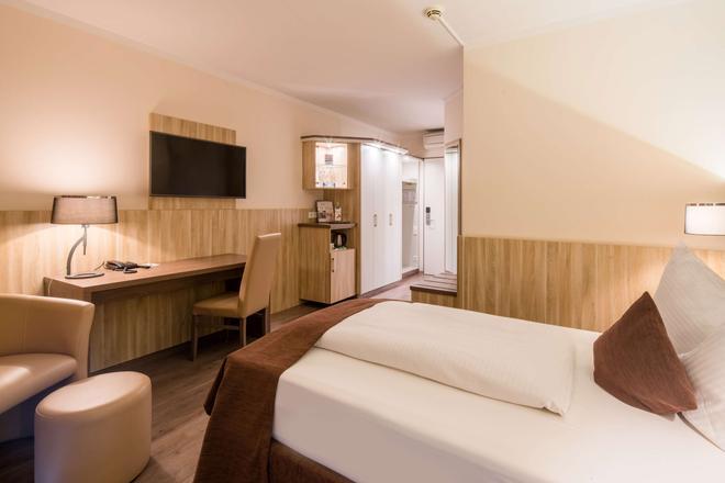 Best Western Plus Parkhotel Erding - Erding - Schlafzimmer