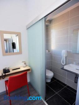 Hôtel de France - Monaco - Bathroom