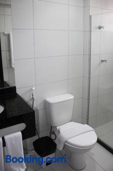 Tropico Praia Hotel - Maceió - Bathroom