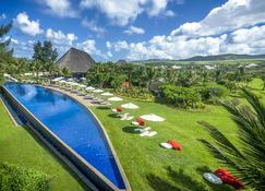 毛里求斯索菲特特色酒店 - 貝爾歐布萊 - 游泳池