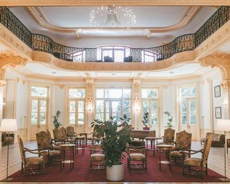 Appart'Hotel Le Splendid d'Allevard - Allevard - Salónek