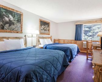 Days Inn by Wyndham Sandpoint - Ponderay - Bedroom