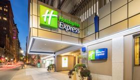 Holiday Inn Express Philadelphia-Midtown - Philadelphia - Rakennus