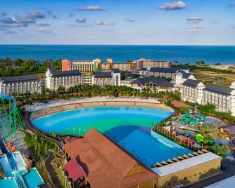 Hard Rock Hotel Desaru Coast - Bandar Penawar - Zwembad