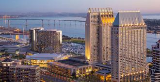 Manchester Grand Hyatt San Diego - San Diego - Bygning