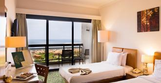 Plaza Hotel Alexandria - Alessandria d'Egitto - Camera da letto