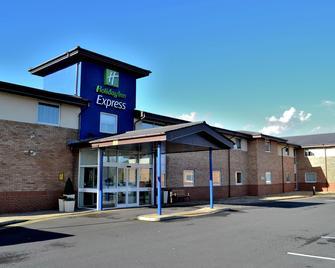 Holiday Inn Express Shrewsbury - Shrewsbury - Gebäude