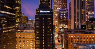 Sheraton Grand Los Angeles - Los Angeles - Outdoor view