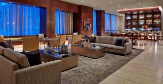 Ac Hotel Des Moines East Village - דה מואן - טרקלין