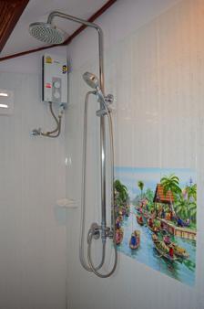 Sayang Beach Resort - Ko Lanta - Bathroom