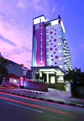 Favehotel Zainul Arifin (Gajah Mada) - Jakarta - Rakennus