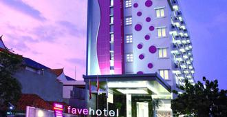 Favehotel Zainul Arifin (Gajah Mada) - Jakarta - Edifício