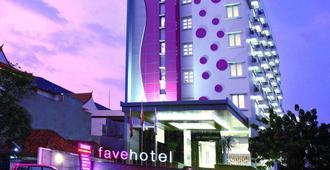 桑努爾阿里芬法維酒店 (加達瑪達) - 雅加達 - 雅加達 - 建築