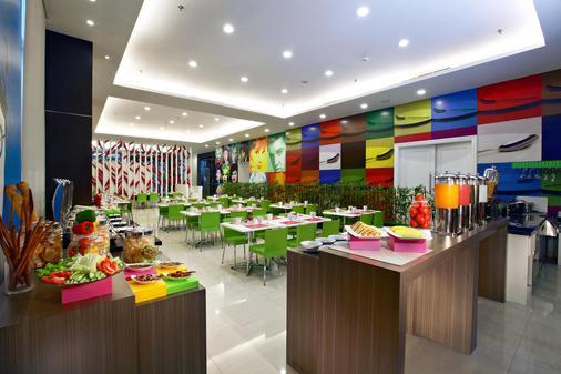 Favehotel Zainul Arifin (Gajah Mada) - Jakarta - Buffet