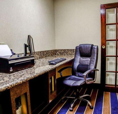 Comfort Inn Bessemer Birmingham South - Bessemer - Centre d'affaires