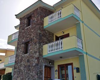 Villa La Rocca - Castelsardo - Rakennus
