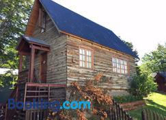 Galeazzi Basily Bed & Breakfast Y Cabanas Aves Del Sur - Ushuaia - Gebäude