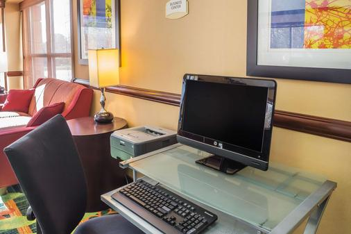 Quality Inn - Spring Valley - Business center