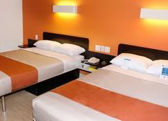 Motel 6 Oklahoma City - Airport East - Оклахома-Сіті - Bedroom